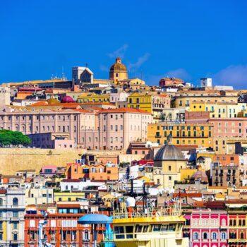 Cagliari South Sardinia Italy